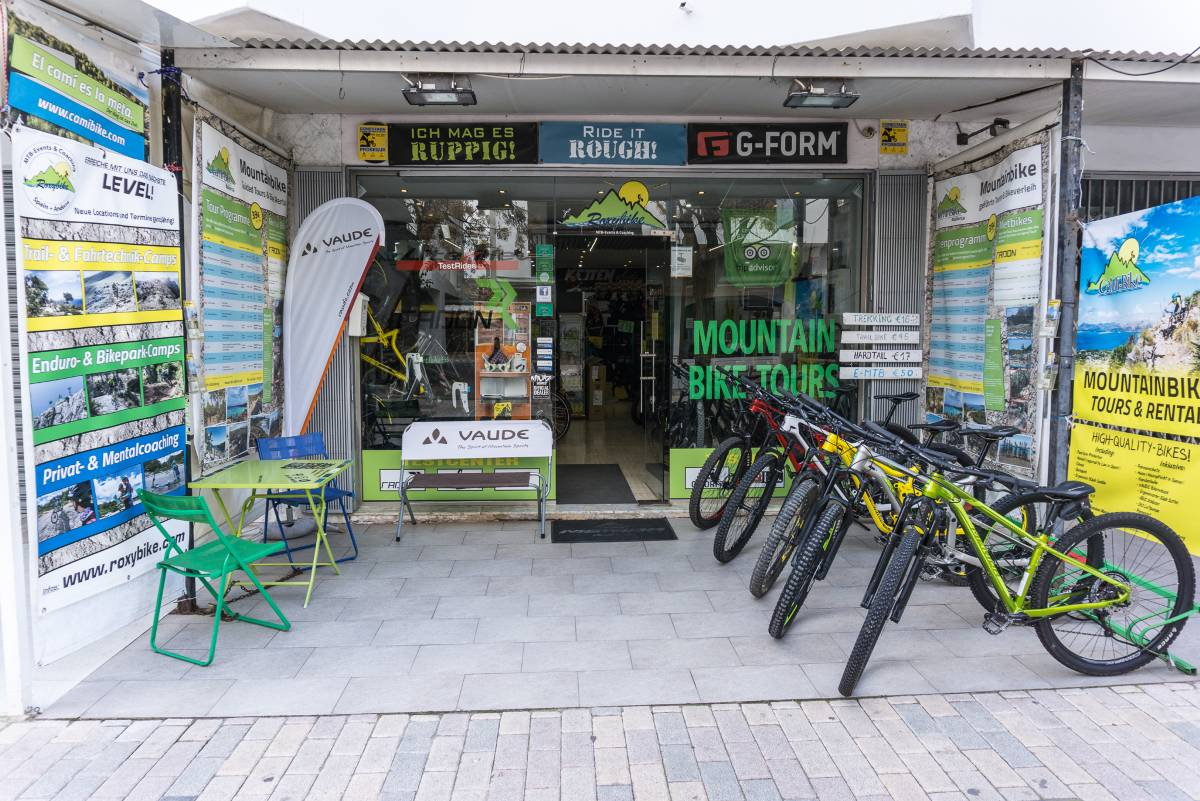 CaMi-Bike - your Bike Station in Cala Millor