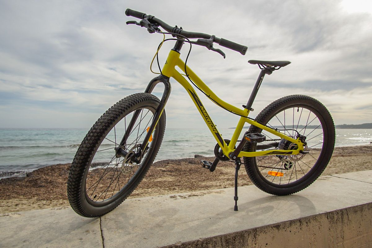 Rental Mountain Bikes for Children - Kids and Teens Bikes