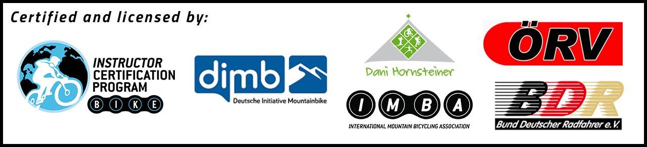 MTB Skills Coaching with licenced and BICP certified instructors