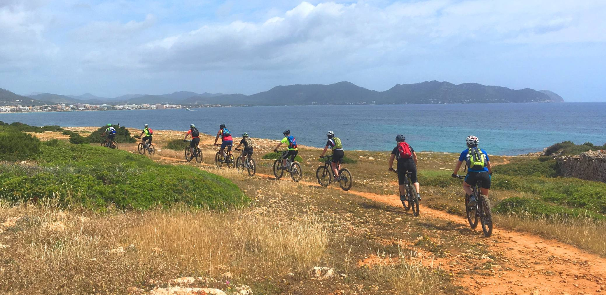 Guided MTB Rides in Mallorca
